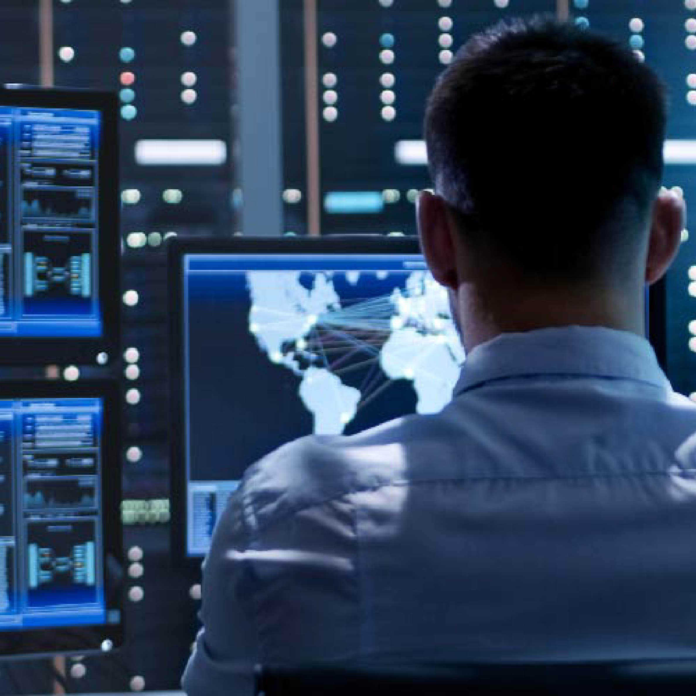 Cyber Chasse- Security Monitoring