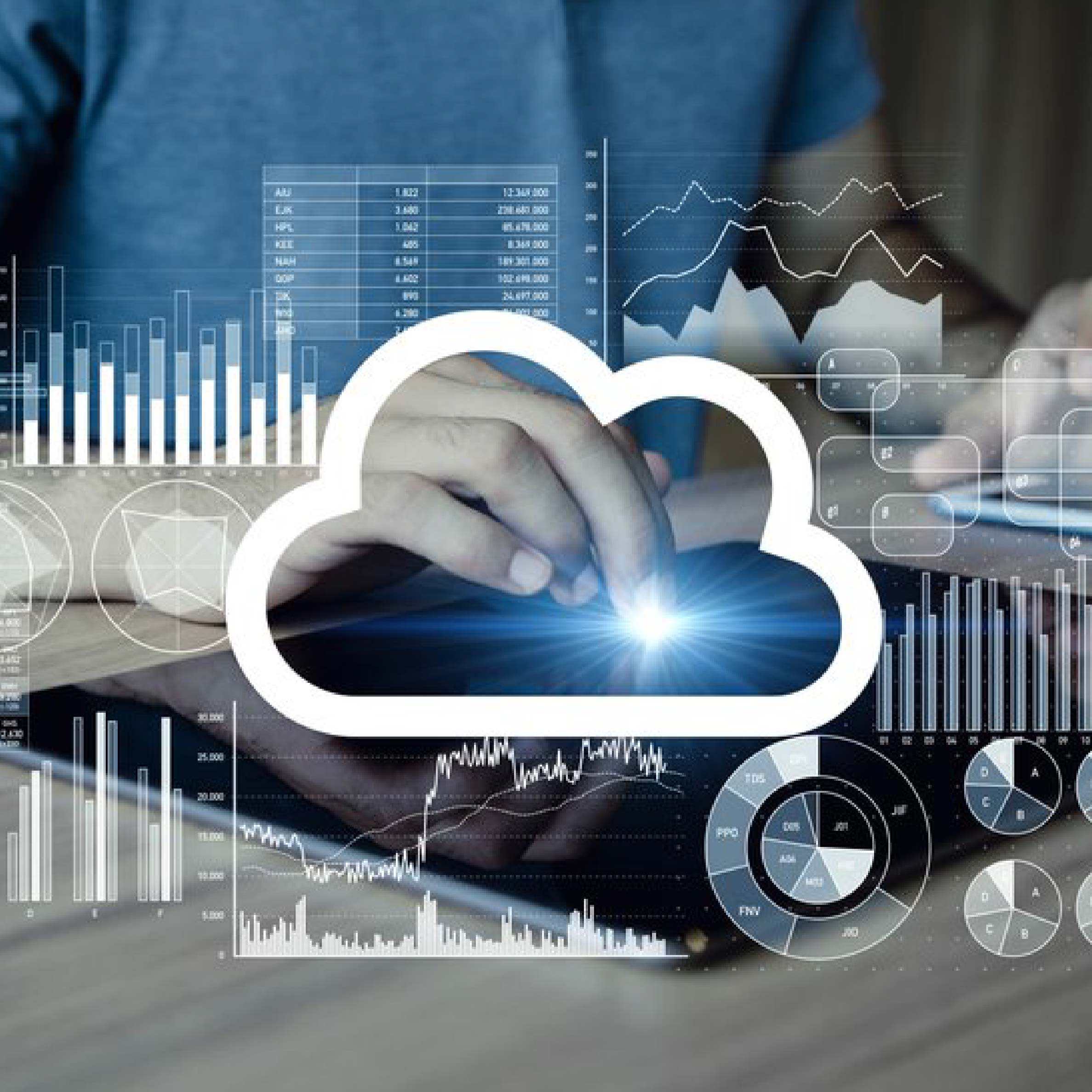 Cyber Chasse- Cloud Solutions