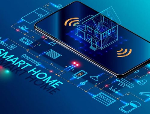 Cyber Chasse- Home Automation