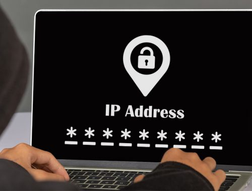 Cyber Chasse- Easily Hide Your IP Address